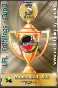 Frühlings Cup UFL